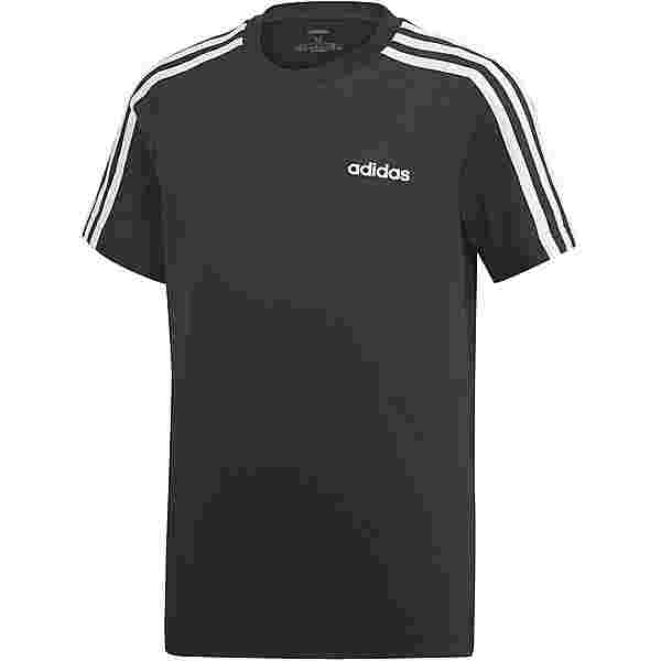 adidas 3 STRIPES T-Shirt Kinder black