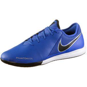 Nike PHANTOM VSN ACADEMY IC Fußballschuhe Herren racer blue-black-mtlc silver-volt-white-mtlc silver