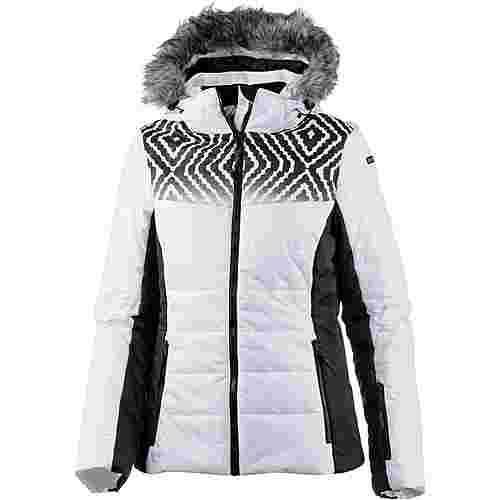 ICEPEAK Veruca Skijacke Damen optic white