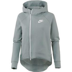 Nike Tech Fleece Sweatjacke Damen mica green/white