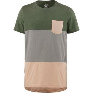 Maui Wowie T-Shirt Herren grün