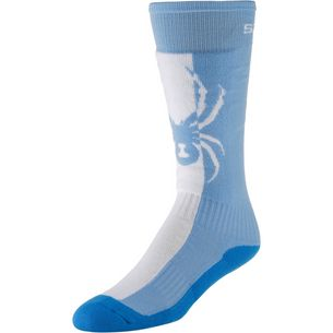 Spyder Swerve Skisocken Damen blue ice/white/turkish sea