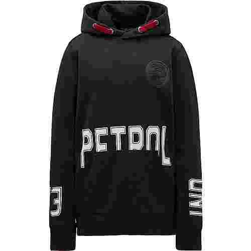 Petrol Industries Hoodie Kinder Black