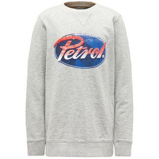 Petrol Industries Sweatshirt Kinder Light Grey Melee