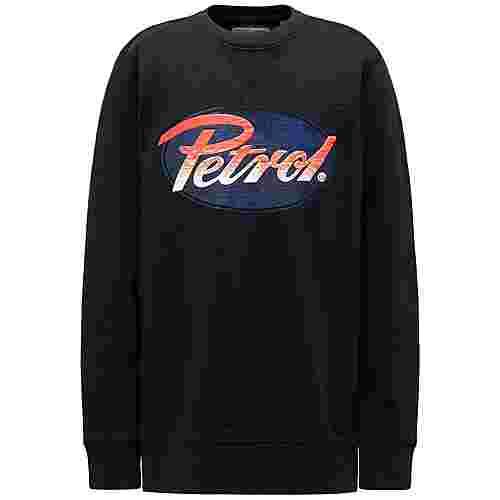 Petrol Industries Sweatshirt Kinder Black