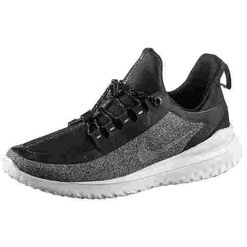 Nike Renew Rival Laufschuhe Kinder black-mtlc silver-cool grey-vast grey