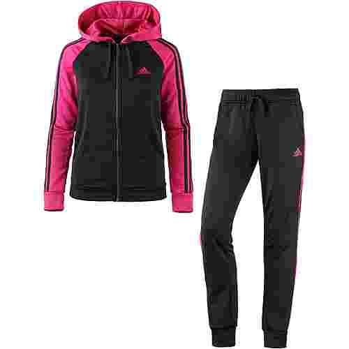 adidas Trainingsanzug Damen black im Online Shop von SportScheck kaufen