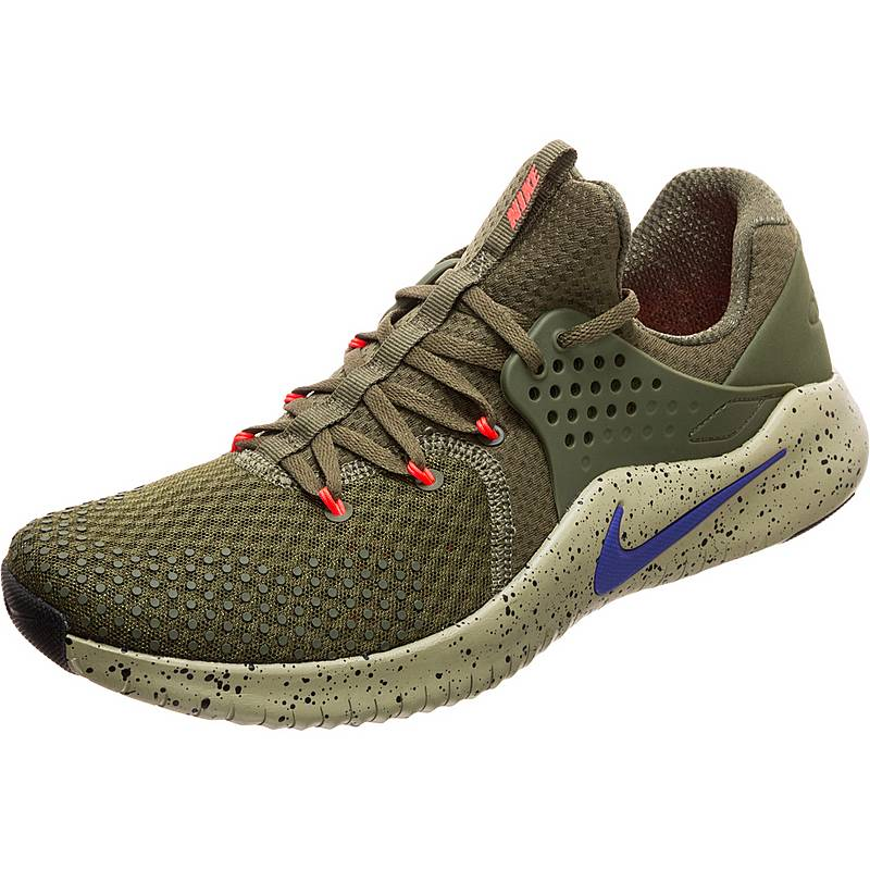 Nike Free Rn Distance 2 Natural Running Schuhe Herren Türkis