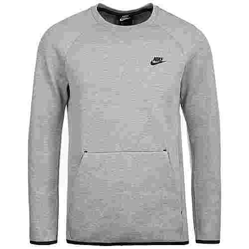 Nike Tech Fleece Crew Sweatshirt Herren grau