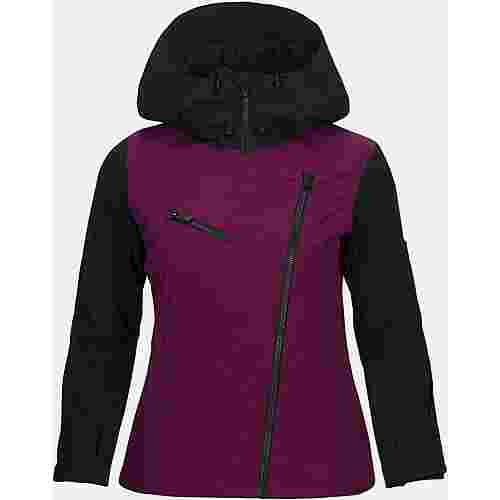 Peak Performance Scoot Skijacke Damen blood cherry
