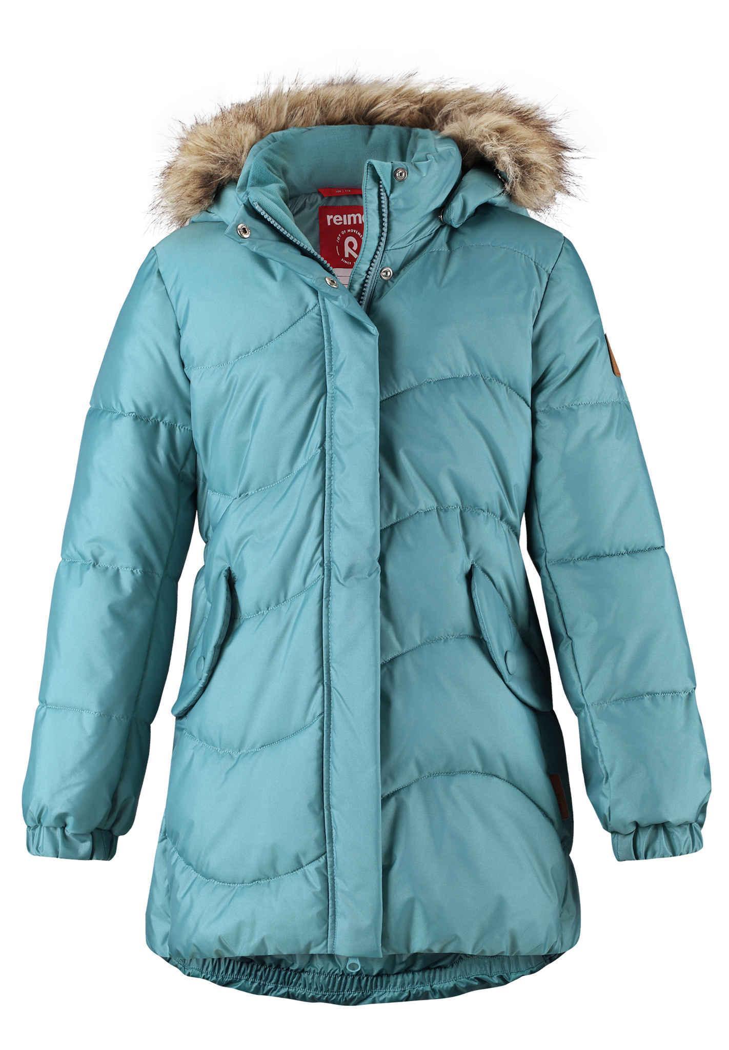 reima Sula Winterjacke Mädchen Turquoise im Online Shop von SportScheck kaufen