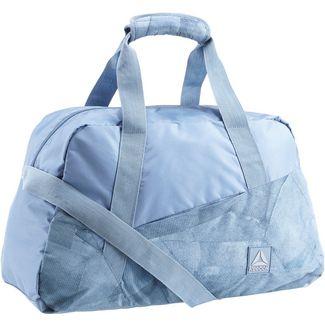 Sporttaschen von Reebok in blau im Online Shop von