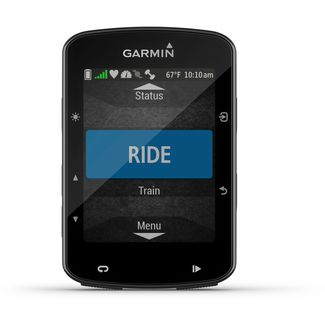 Garmin Edge® 520 Plus MTB bundle Fahrradcomputer schwarz