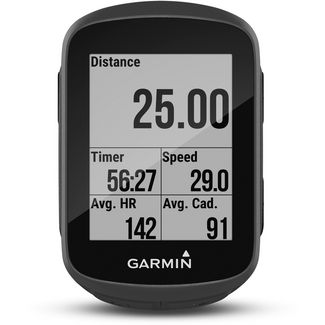 Garmin Edge®130, HR Bundle Fahrradcomputer schwarz