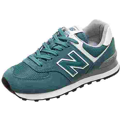 NEW BALANCE WL574-UNA-B Sneaker Damen grün