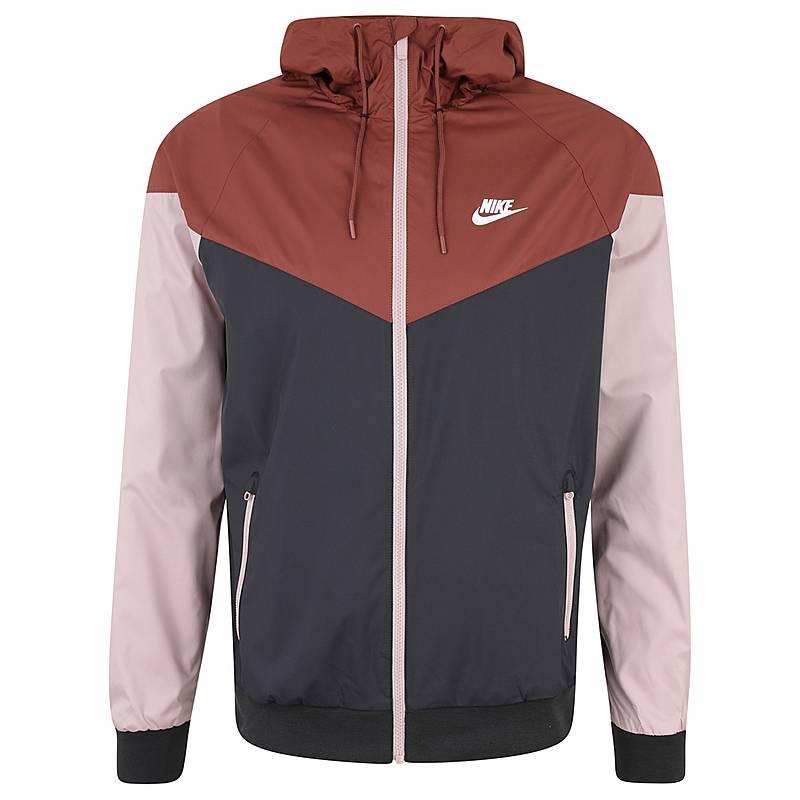 new styles a7840 32de8 Nike Windrunner Jacke Herren braun  schwarz