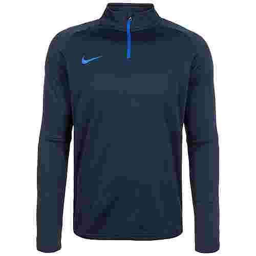 Nike Academy Drill Hoodie Herren dunkelblau / blau