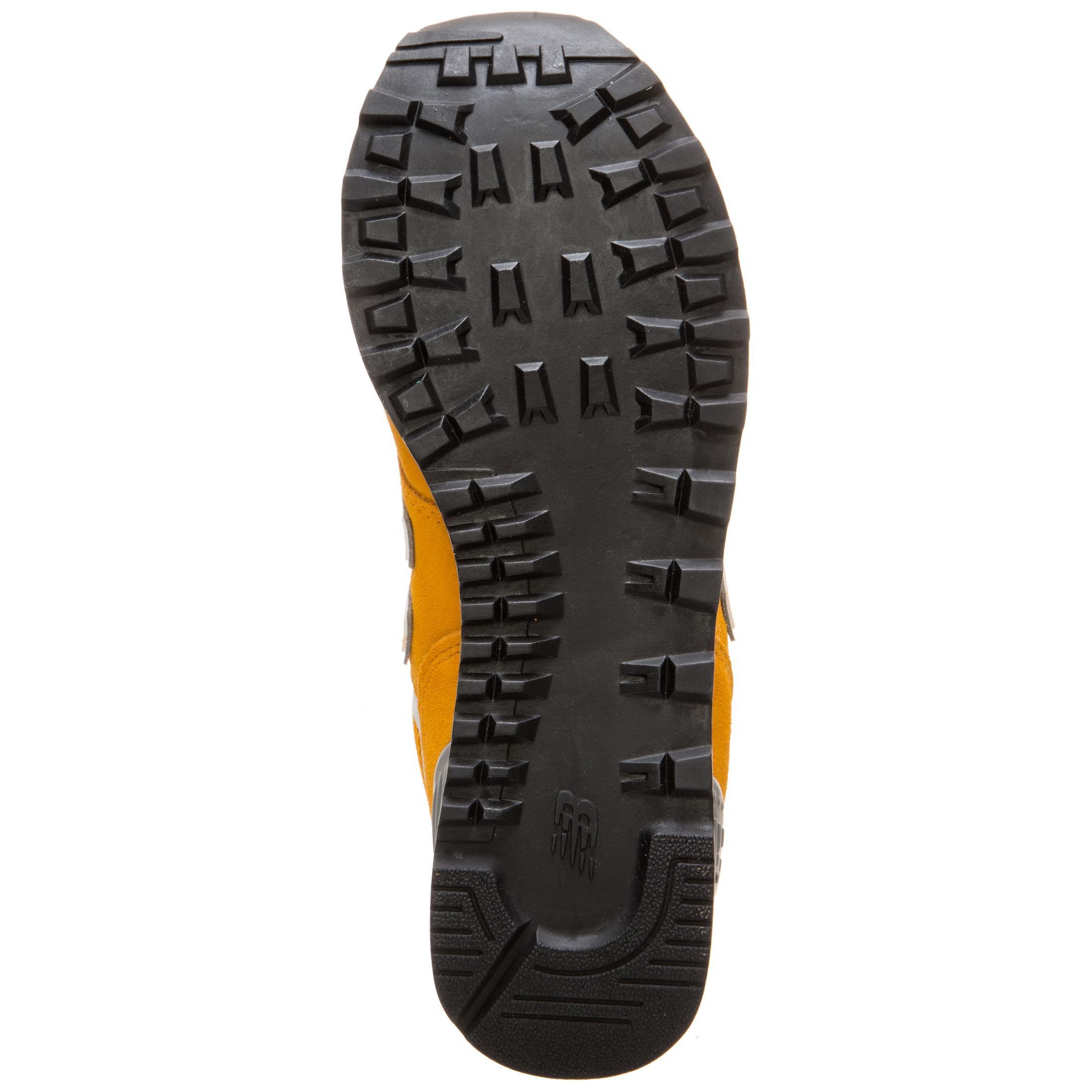 NEW BALANCE WL574-UNB-B Sneaker Damen gelb im Online Shop von SportScheck  kaufen