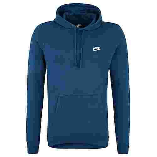 Nike Sportswear Club Kapuzenpullover Herren blau