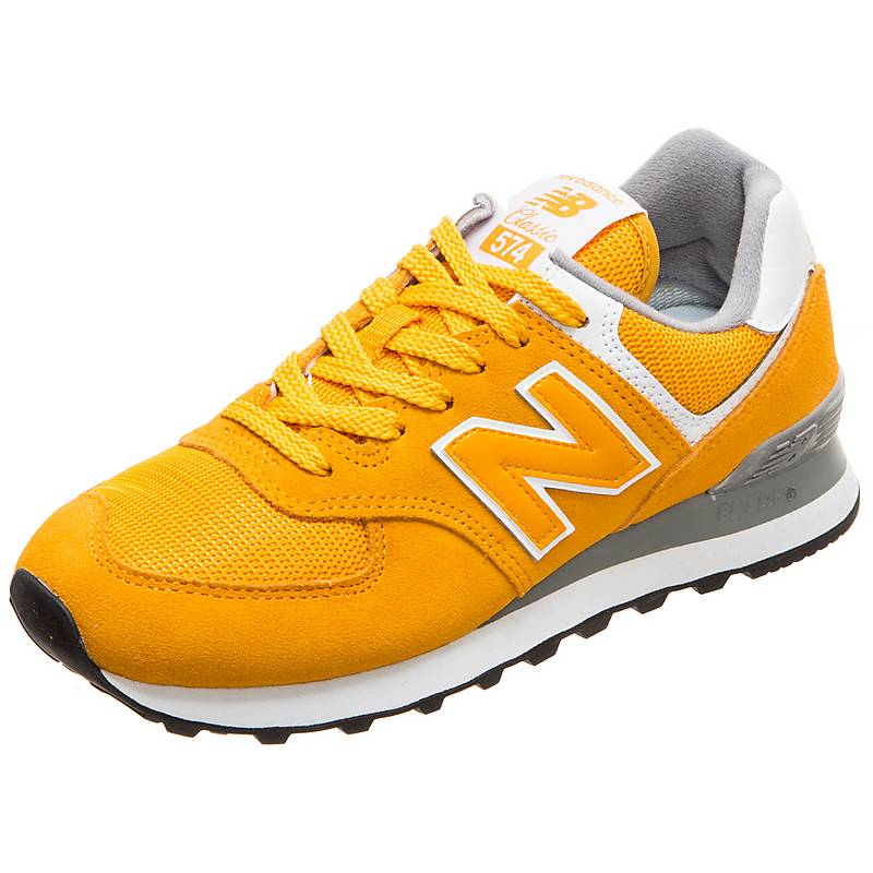 new balance damen gelb