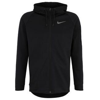 Nike Therma Sphere Laufjacke Herren schwarz