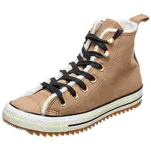CONVERSE Chuck Taylor All Star Hiker Boots Herren hellbraun / weiß