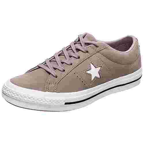 CONVERSE Cons One Star OX Sneaker Herren grau / weiß