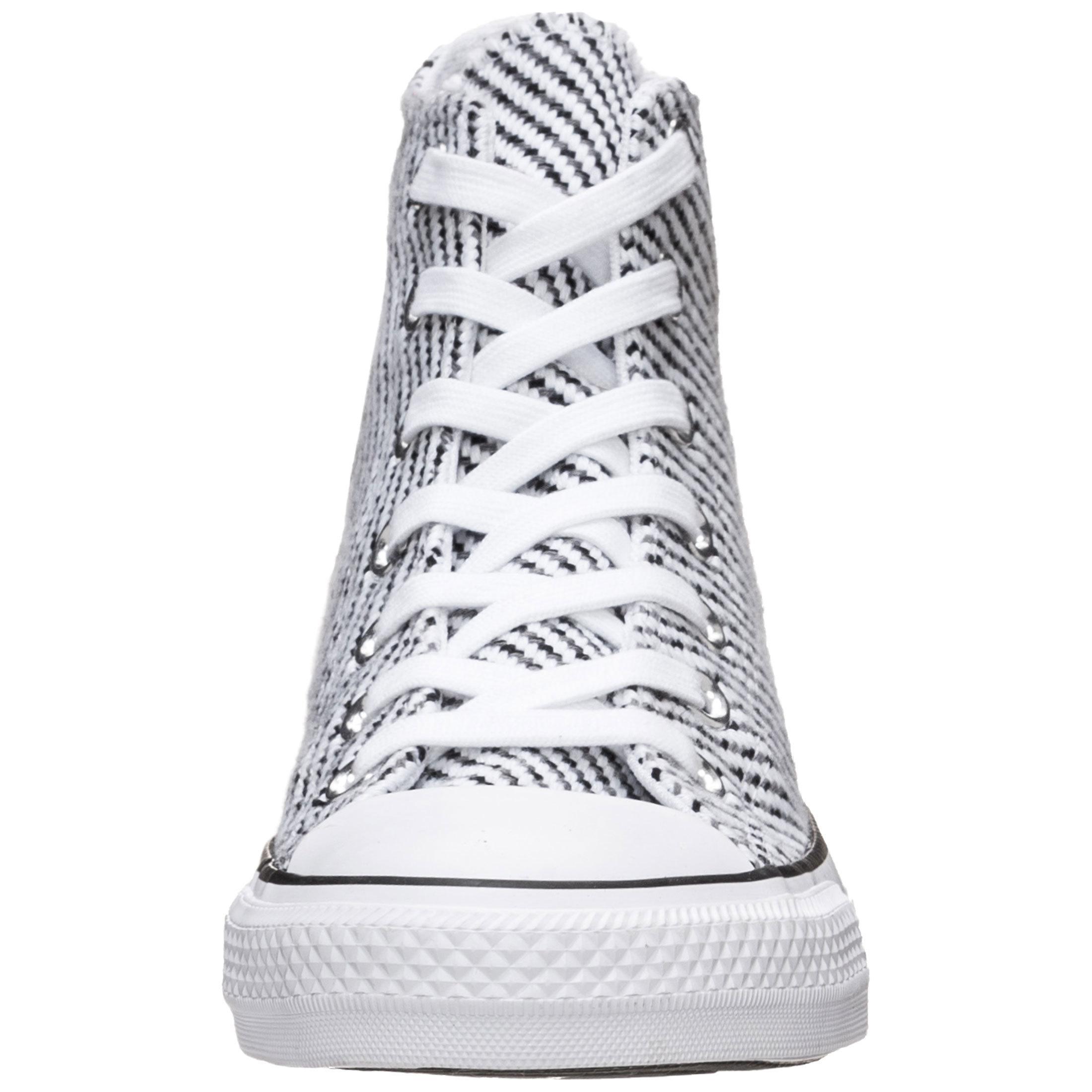 CONVERSE Chuck Taylor Taylor Taylor All Star High Turnschuhe Damen weiß   schwarz im Online Shop von SportScheck kaufen Gute Qualität beliebte Schuhe 3f841e