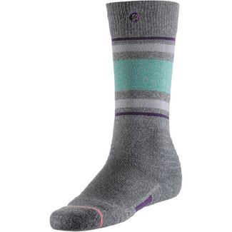 Stance Outposts Snowboardsocken Damen grey