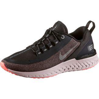 Nike Odyssey React Shield Laufschuhe Damen oil-grey-metallic-silver-smokey-mauve