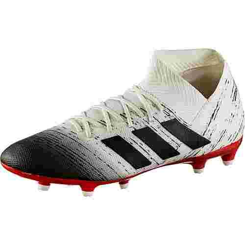 adidas NEMEZIZ 18.3 FG Fußballschuhe off white