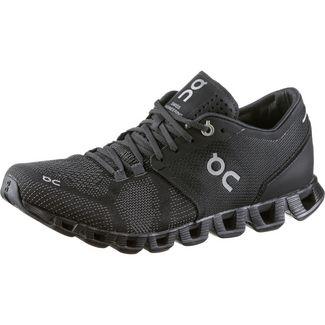 ON Cloud X Sneaker Damen black-asphalt
