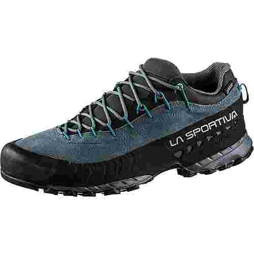 La Sportiva TX 4 GTX® Zustiegsschuhe Herren slate-tropic blue