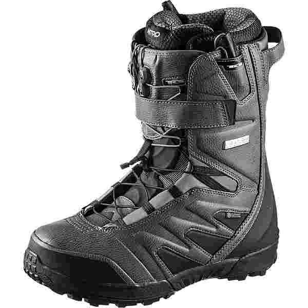 Nitro Snowboards Select Clicker Snowboard Boots Herren charcoal