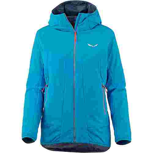 SALEWA SESVENNA PTC ALPHA Funktionsjacke Damen hawaiian blue