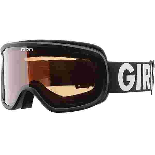 Giro BOREAL;AMBER ROSE Skibrille black futura
