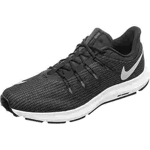 Nike Quest Laufschuhe Herren schwarz / silber
