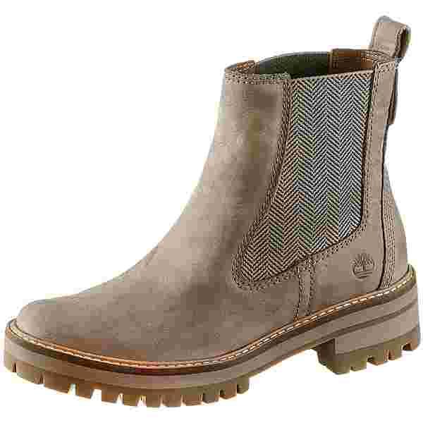 TIMBERLAND Courmayeur Boots Damen taupe nubuck