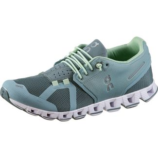 ON Cloud Laufschuhe Damen spray-sea