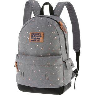 Superdry Daypack Damen grey glitter star