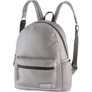 Superdry Rucksack Daypack Damen pewter