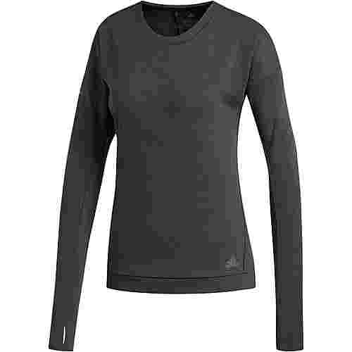 adidas SUPERNOVA Laufshirt Damen black
