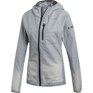 adidas Agravic Windbreaker Damen grey three