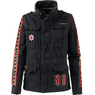 Superdry Jacke Damen washed navy
