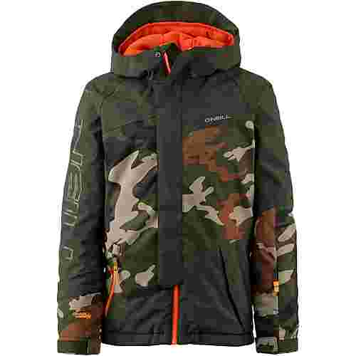 O'NEILL Snowboardjacke Kinder forest night