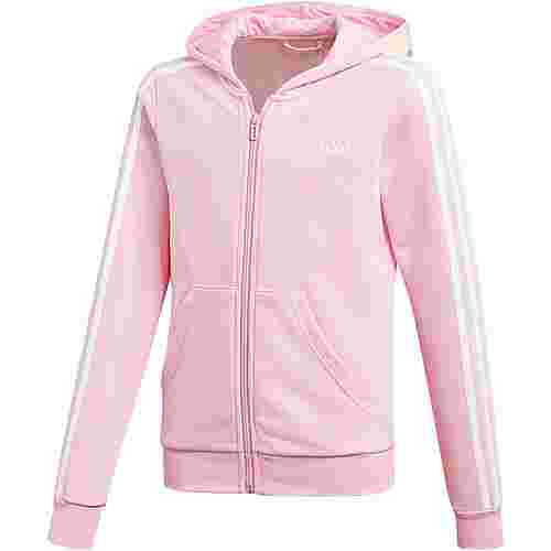 adidas Trainingsjacke Kinder true pink-white