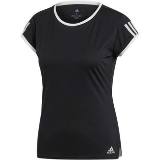 adidas CLUB 3 STR Funktionsshirt Damen black