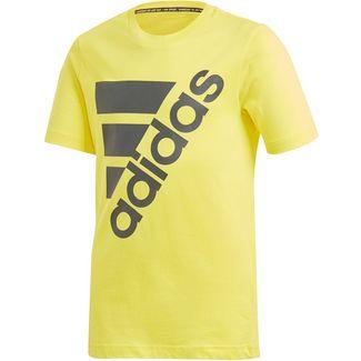 T Shirts für Kinder von adidas in gelb im Online Shop von