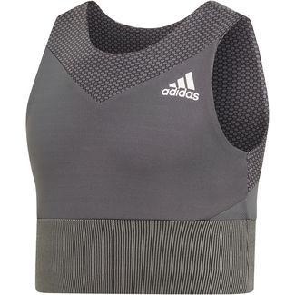 adidas Sport-BH Kinder grey six