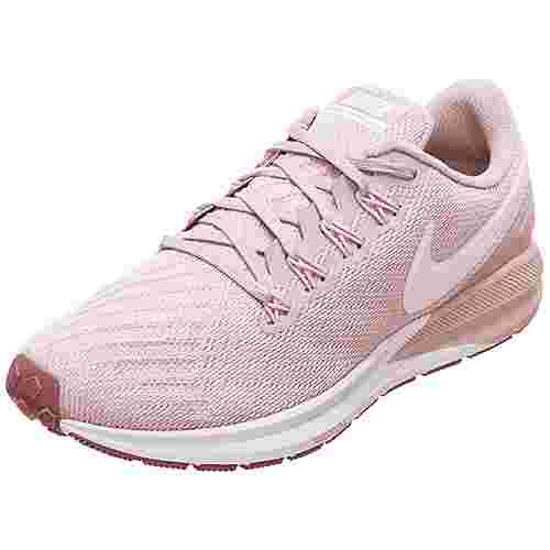 Nike Air Zoom Structure 22 Laufschuhe Damen rosa